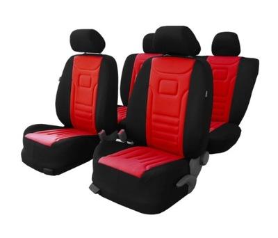 Pokrowce na fotele samochodowe Audi A4 B5 B6 B7