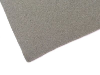 FL073 войлок метров темно Серый 1мм 50x85cm