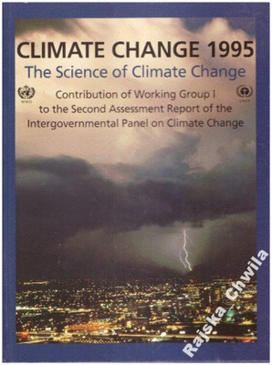 Climate Change 1995 The Science of Climate NOWA