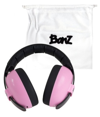 Ochranné bluetooth AUDIO slúchadlá Deti 3m+ Banz