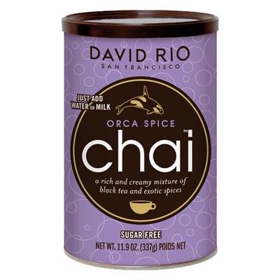ДЭВИД РИО Orca Spice Chai Латте из Coffee 337g
