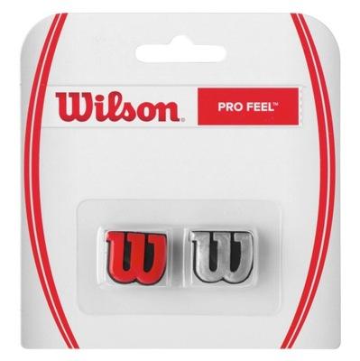 Tłumik tenisowy Wilson Pro Feel Dampers WRZ537600