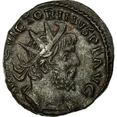 Moneta, Victorinus, Antoninianus, AD 269-271, Trie