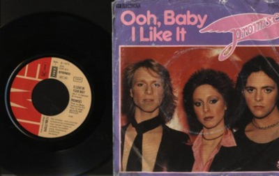PROMISES - OOH, BABY LIKE IT - IS LOVE IN YOUR WAY