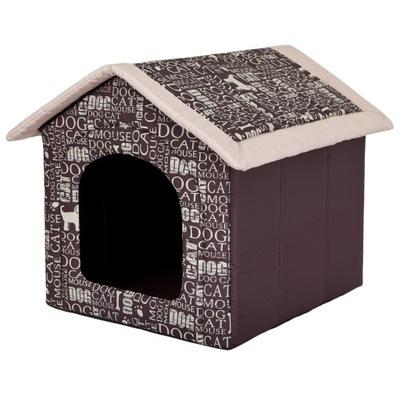 Buda dla Psa, Domek - budka Hobbydog - R4 60x55x60