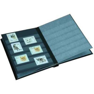 Кластер на марки небольшой - А5 - Черный LEUCHTTURM