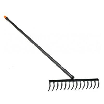 FISKARS záhradné Hrable s pevnou kovovou 1016036
