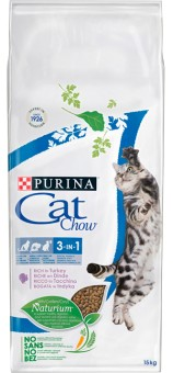 Purina Cat CHOW Special Care 3 в 1 15 кг