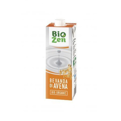 Овсяные напиток натуральный 1л био bezmleczny