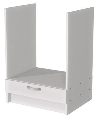Шкаф кухонная Белый U511-B_S60PIEK_1F_B