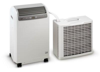 Prenosné klimatizačné zariadenie Remko RKL 491 Palma 4,3 kW