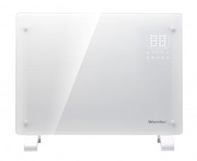 Radiátor Warmtec EGW-15B s wi-fi, predné sklo