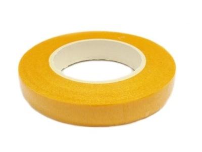 FT009 лента флористика оптовиков желтая 27m клейкая 12мм