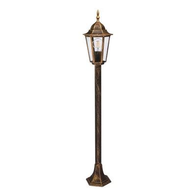 Klasické Vonkajšie záhradné Lampy LO4103 Zlato