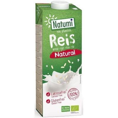 Напиток рисовый без глютена 1 L био
