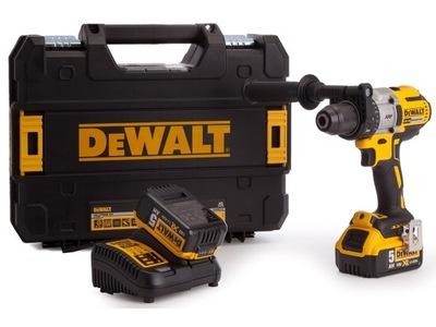 DEWALT bezdrôtový Vŕtačka 18V 5Ah DCD991P2 95Nm 3-run