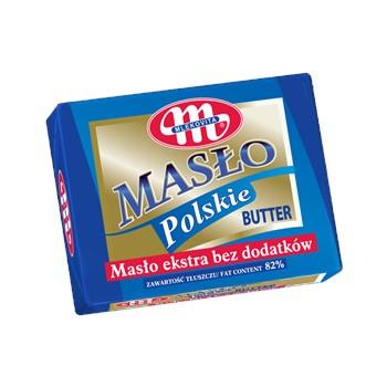 Масло   82% жирности 200 г Mlekovita