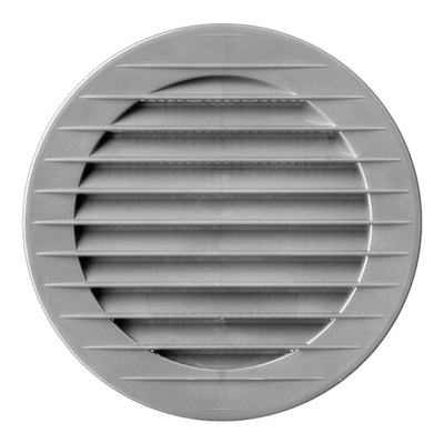клетка вентиляции круглая серая 100 airRoxy