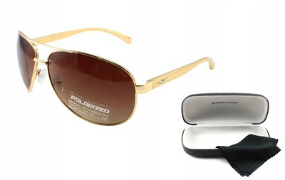Okulary przeciwsłoneczne męskie z polaryzacją Niska cena