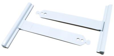 вешалка для жалюзи сталь -ALU лак ALUPROF 130