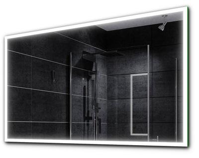 Zrkadlá (LED) Zrkadlo s osvetlením LED 80x60 BOSTON pre kúpeľňa SK