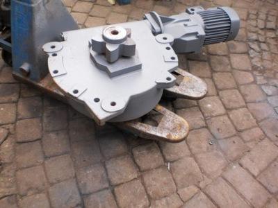 silnik elektryczny 2,2 kw motoreduktor 4 na min