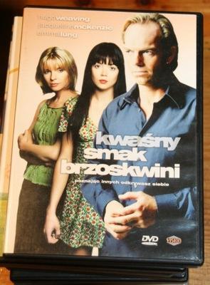 KWAŚNY SMAK BRZOSKWINI  DVD