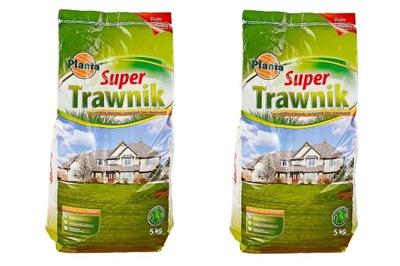 Tráva SUPER TRÁVNIK gazonowa LOW-25 kg