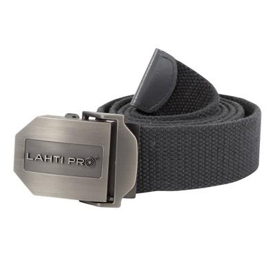 ПОЯС для брюк с пряжкой Серый Lahti pro L9020200