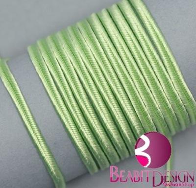 Sutasz zielony (27) - 2metry (PEGA 1801) SOUTACHE