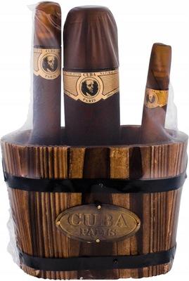 Cuba Gold комплект с подарками х 3 спрей Сигару Перо