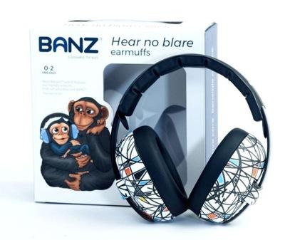 Slúchadlá ochranné slúchadlá pre Deti 0-3L Banz