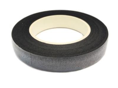 FT010 лента флористика оптовиков черная 27m клейкая 12мм