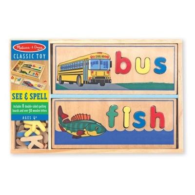 Pozrite a prečítajte si Drevené puzzle vzdelávacie zábava