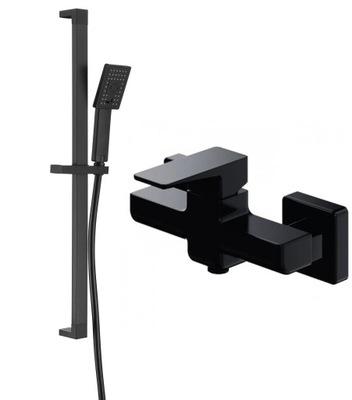 sprchové Súpravy 77.5 cm suwany čierna,PARMA JIM