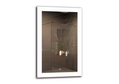 зеркало ванной LED 50x80 см | DELUXE M1ZD-50