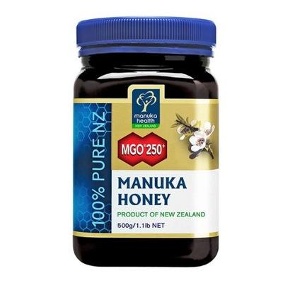 Манука мед MGO 250 + 500 г - Оригинал
