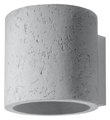 Podprsenka Orbis Betónových valcov steny trubice LED G9 LED