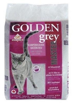 Наполнитель Для кошек Наполнитель Golden Grey Master 7кг