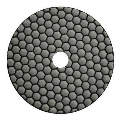 диск для ШЛИФОВАНИЯ ГРАНИТА, КЕРАМОГРАНИТА НА СУХОЙ 125 мм