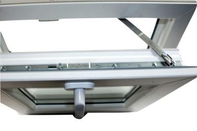 OKNO PVC 90 X 90 / 900 x 900 swing-BIELA