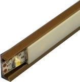 Профиль для ленты LED ПВХ SLIM #379