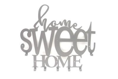 Wieszak na ubrania klucze HOME SWEET HOME wysoki !