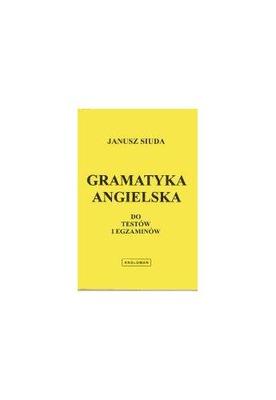 Gramatyka angielska do testów i egzaminów. Siuda
