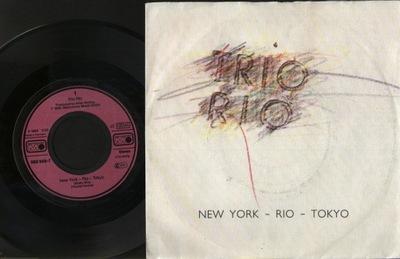 TRIO RIO - NEW YORK RIO TRIO