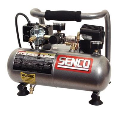 SENCO MINI KOMPRESOR-3.8 L, 0.5 kW 230V bezolejowy
