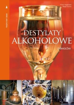 Книга Дистилляты алкогольные фруктов