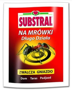 Препарат инсектицид на муравьев Substral 100?