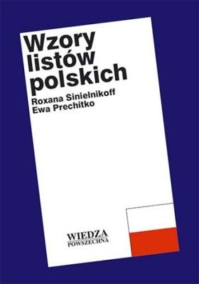 Wzory listów polskich.Sinielnikoff, Prechitko