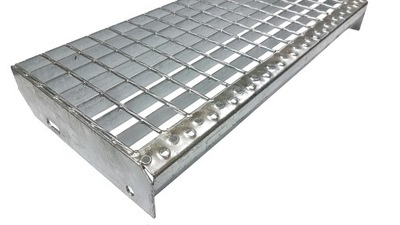 СТУПЕНЬ для лестничных клеток Металл ЛЕСТНИЧНЫЕ СТУПЕНИ 1000 X 270